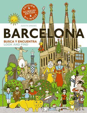 BARCELONA. BUSCA Y ENCUENTRA. LOOK AND FIND