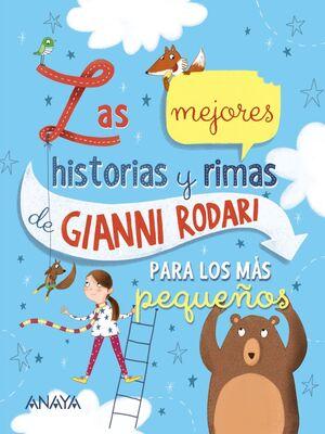 LAS MEJORES HISTORIAS Y RIMAS DE GIANNI RODARI