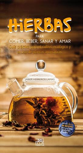 HIERBAS PARA COMER,BEBER,SANAR Y AMAR