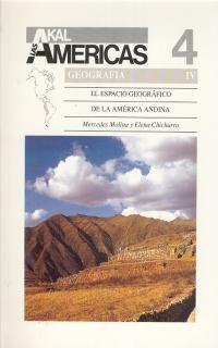 EL ESPACIO GEOGRÁFICO DE LA AMÉRICA ANDINA.