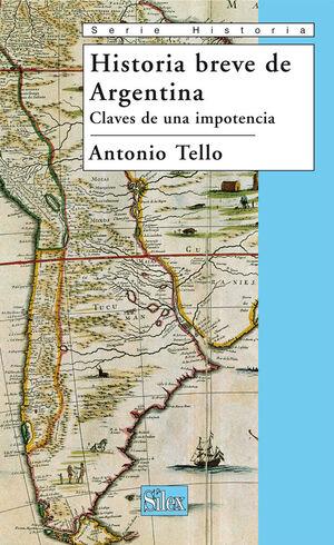 HISTORIA BREVE DE ARGENTINA