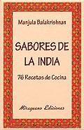 SABORES DE LA INDIA. 76 RECETAS DE COCINA