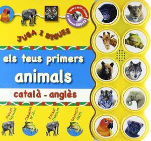 JUGA I DIGUES ELS ANIMALS CATALÀ - ANGLÈS
