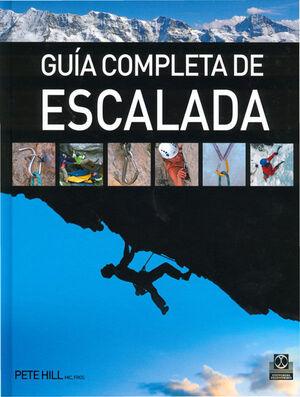 GUÍA COMPLETA DE ESCALADA (COLOR)