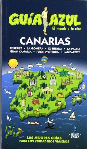 GUÍA AZUL CANARIAS