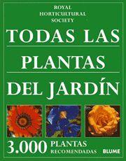 TODAS LAS PLANTAS DE JARDÍN (3000 PLANTAS)