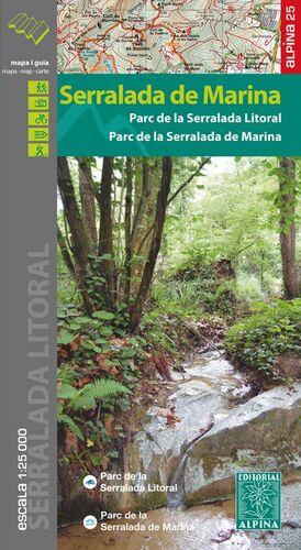 SERRALADA DE MARINA