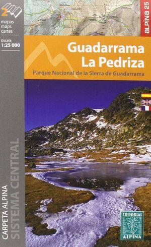GUADARRAMA - LA PEDRIZA (CARPETA)