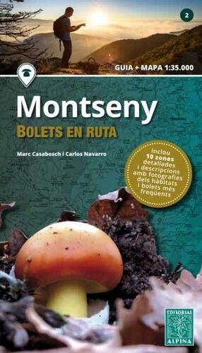 MONTSENY -BOLETS EN RUTA ALPINA