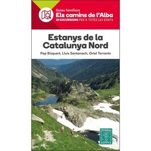 ESTANYS DE LA CATALUNYA NORD -ELS CAMINS DE L'ALBA