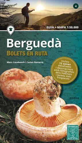 BERGUEDA -BOLETS EN RUTA ALPINA