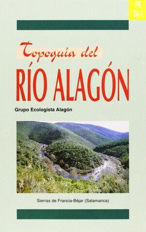 TOPOGUÍA DEL RÍO ALAGÓN