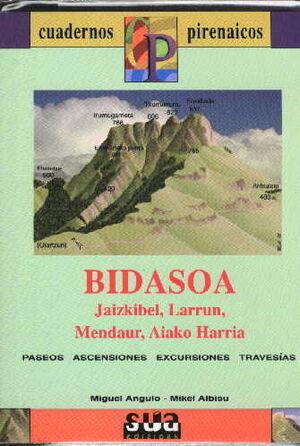 BIDASOA (JAIZKIBEL, LARRUN, MENDAUR, AIAKO HARRIA)