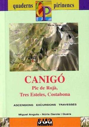 CANIGÓ (PIC DE ROJÁ, TRES ESTELES, COSTABONA)