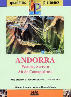 ANDORRA (PESSONS, SERRERA, ALT DE COMAPEDROSA)