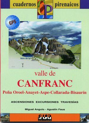 CUADERNO PIRENAICO VALLE DE CANFRANC