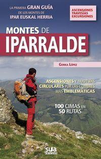 MONTES DE IPARRALDE
