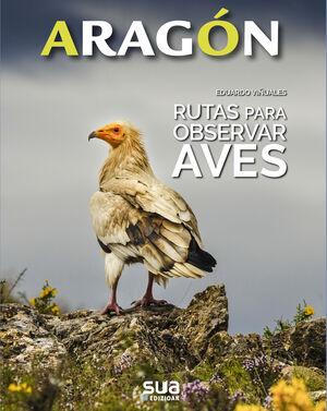 RUTAS PARA OBSERVAR AVES ARAGON