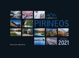 CALENDARIO 2021 EL MUNDO DE LOS PIRINEOS