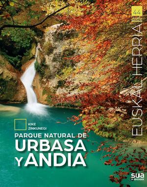 PARQUE NATURAL DE URBASA Y ANDIA