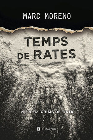 TEMPS DE RATES (PREMI CRIMS DE TINTA 2017)