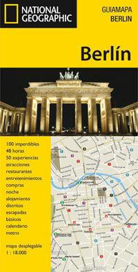 GUIA MAPA DE BERLIN