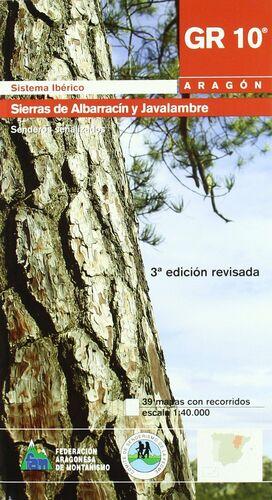 SIERRAS ALBARRACIN JAVALAMBRE(GR 10) 3ºED