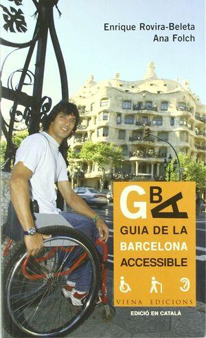 GUIA DE LA BARCELONA ACCESSIBLE