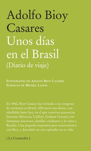 UNOS DÍAS EN EL BRASIL (DIARIO DE VIAJE)