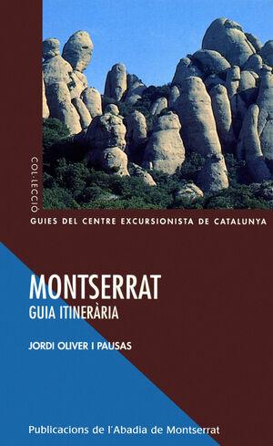 MONTSERRAT. GUIA ITINERÀRIA