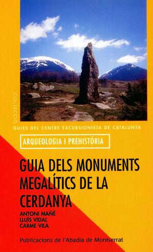 GUIA DELS MONUMENTS MEGALÍTICS DE LA CERDANYA