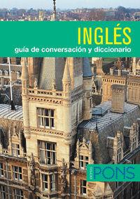 GUÍA DE CONVERSACIÓN - INGLÉS