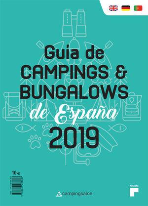 GUIA DE CAMPINGS Y BUNGALOWS DE ESPAÑA 2019