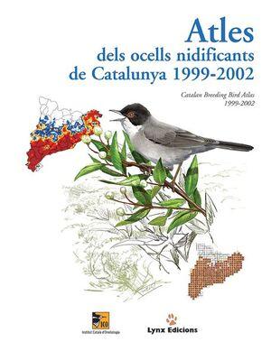 ATLES DELS OCELLS NIDIFICANTS DE CATALUNYA 1999-2002;CATALAN BREEDING BIRD ATLAS