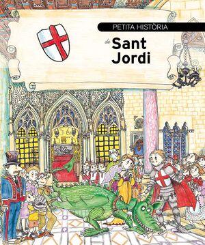 PETITA HISTÒRIA DE SANT JORDI