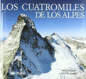 LOS CUATROMILES DE LOS ALPES