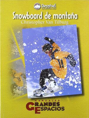 SNOWBOARD DE MONTAÑA
