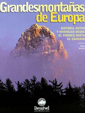 GRANDES MONTAÑAS DE EUROPA