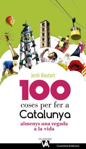 100 COSES PER FER A CATALUNYA