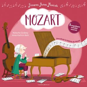 MOZART. PRIMERES NOTES MUSICALS