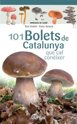 101 BOLETS DE CATALUNYA