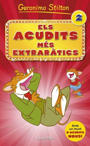 ELS ACUDITS MÉS EXTRARÀTICS 2