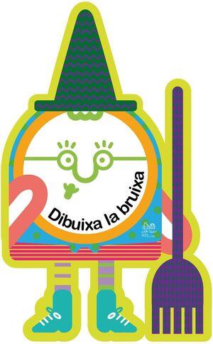 DIBUIXA LA BRUIXA