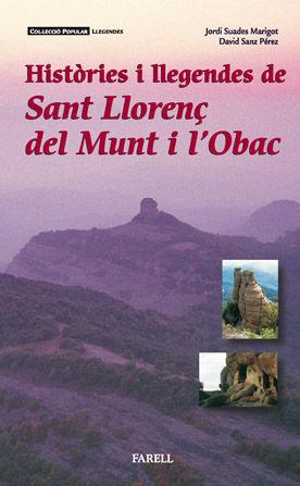 _HISTÒRIES I LLEGENDES DE SANT LLORENÇ DEL MUNT I L'OBAC