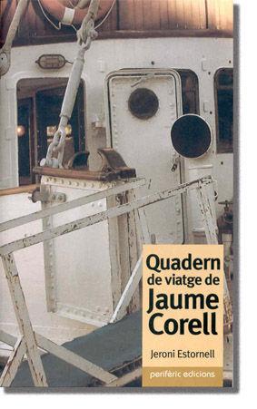 QUADERN DE VIATGE DE JAUME CORELL