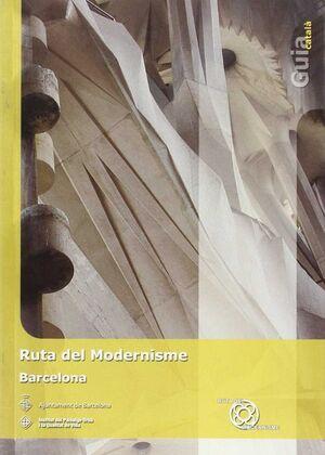 RUTA DEL MODERNISME DE BARCELONA