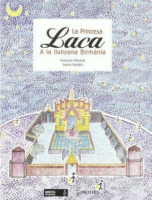 LA PRINCESA LACA A LA LLUNYANA BIRMANIA