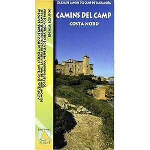 CAMINS DEL CAMP. COSTA NORD.