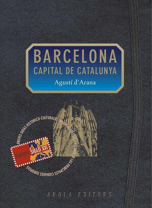 BARCELONA CAPITAL DE CATALUNYA