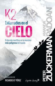 K2. ENTERRADO EN EL CIELO